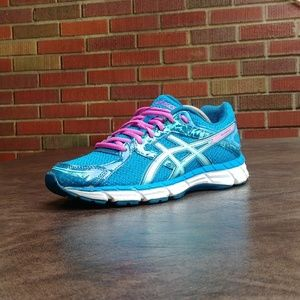 WOMENS ASICS GEL EXCITE 3 RUNNING SHOES SZ 9 40.5